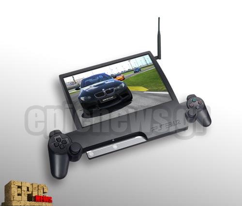 Το νέο χειριστήριο PS3 U2