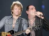 Οι Bon Jovi support στον Βασίλη Καρρά