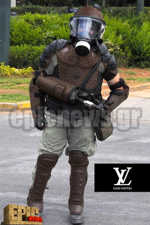 ΜΑΤ νέα στολή LV